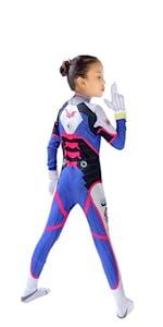 DVA Costume for Girls