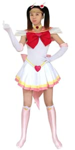 Chibi moon supers costume