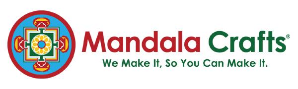 Mandala Crafts Solid Wooden Blocks Wood Cube for Baby Shower DIY Crafting Adult Kids Boys Girls