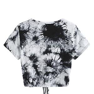 crop blouse top