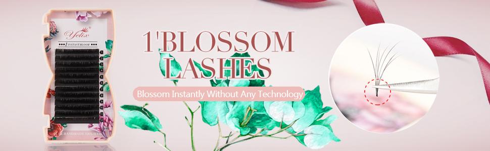 1's Blossom Lashes