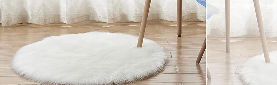 round rug