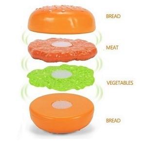 pretend sandwich sets for kids, sandwich play food, play sandwich food set, toy sandwich,