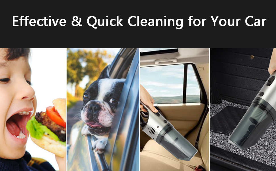Effective & Quick Cleaning for Your Car