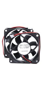 70mm case fan 24V