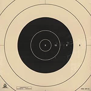 SR1 Center Repair NRA Target