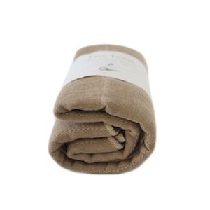 Nawrap organic cotton hand towel.