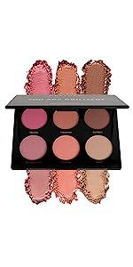 realher, realher makeup, makeup, blush, pro, pro blush kit, palette, blush palette, brilliant