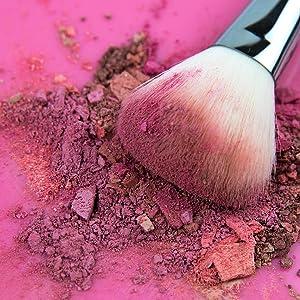 realher, realher makeup, makeup, blush, blush palette, palette, pro blush palette, brilliant, face