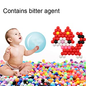 Contains bitter agent