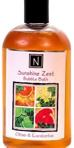 n nabila k body scrub salt lotion cream bath sugar soap glycerin home luxury comfort clean