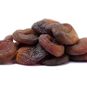 darker apricots