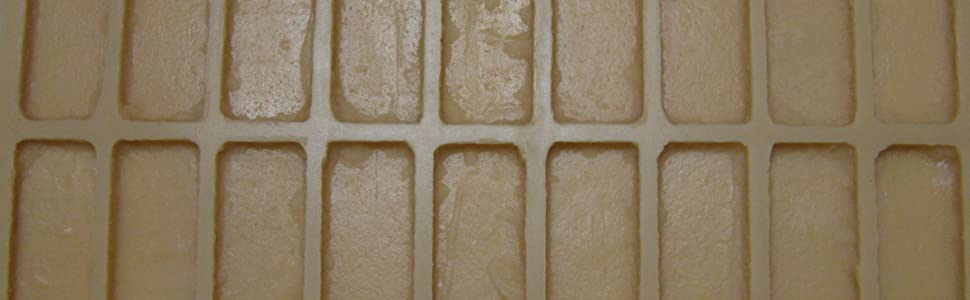 brick mold, rubber molds, polyurethane brick concrete form