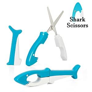 SHARK SCISSORS