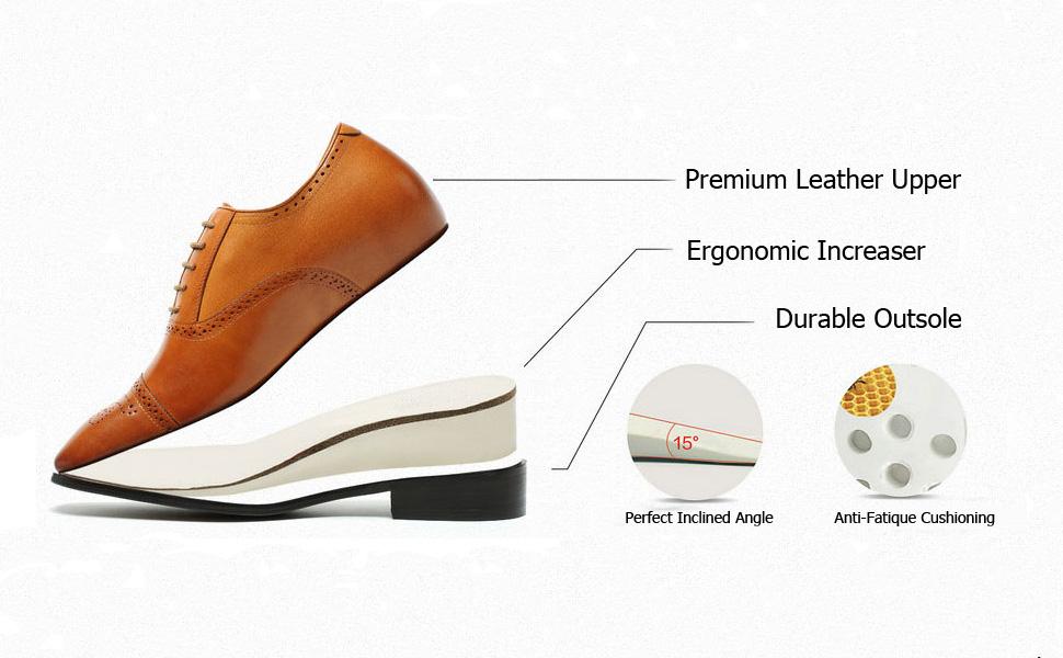 Premium Leather Slip-on Dress Loafers