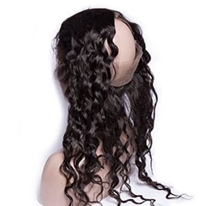 Maxine water wave bundles with frontal