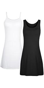2 pack dresses
