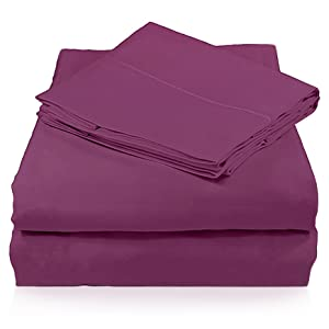elasticized fitted sheet deep pockets generously