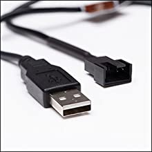 USB power adaptor cable