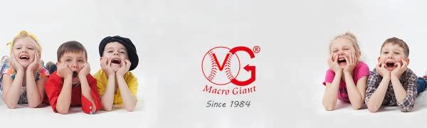 MG MACRO GIANT PU FOAM SAFE SPORTS BASEBALL KIDS