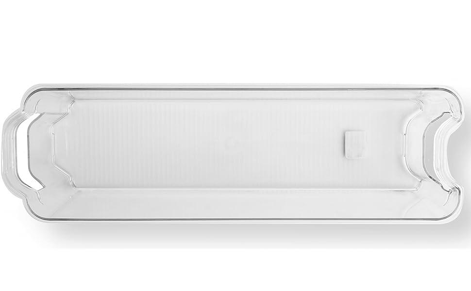 Plastic Organizer Storage Bins Pantry Organization and Storage Refrigerator Organizer Bins Fridge
