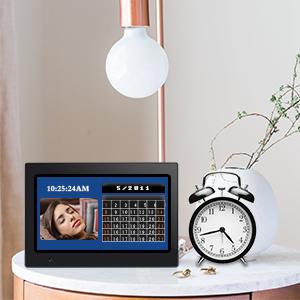 Clock & Calendar Function
