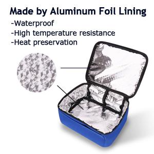 Aluminum foil ling