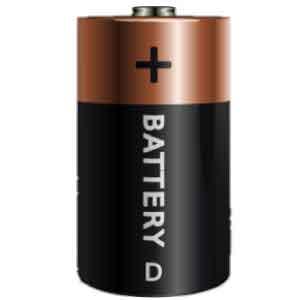 Battery box organizer case