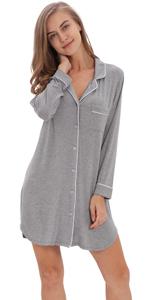 Nightgown nightshirt