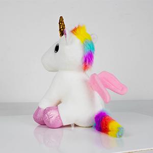 ynicorn stuffed animal