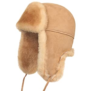 Shearling Hat - Zavelio Review