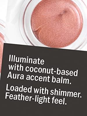 Hurraw Organic Natural Vegan Sparkle Shimmer Soft Glow Luminous Highlighter Illuminator Luminizer