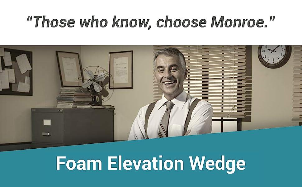 Foam Elevation Wedge