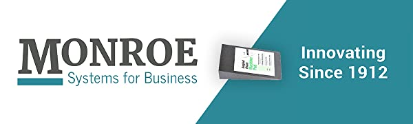 Monroe Systems for Business MW01