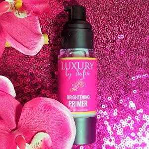 Luxury by Sofia Organic Primer