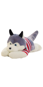 Husky cushion
