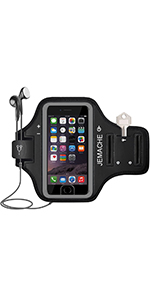 JEMACHE Gym Running Armband for iPhone X/XS