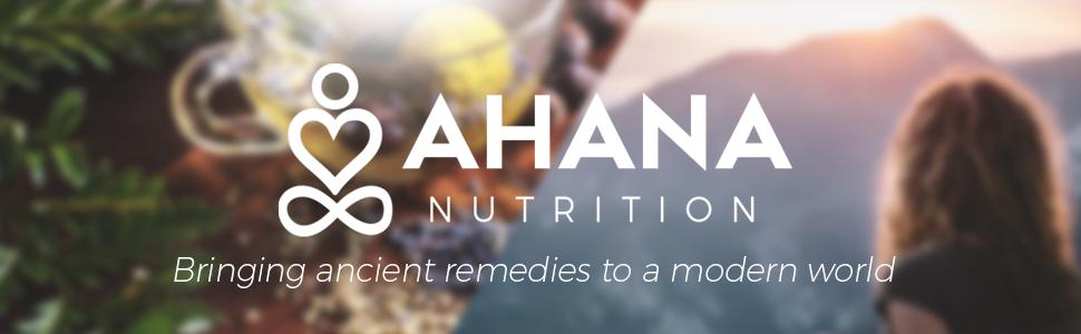 Ahana Brand image highlight