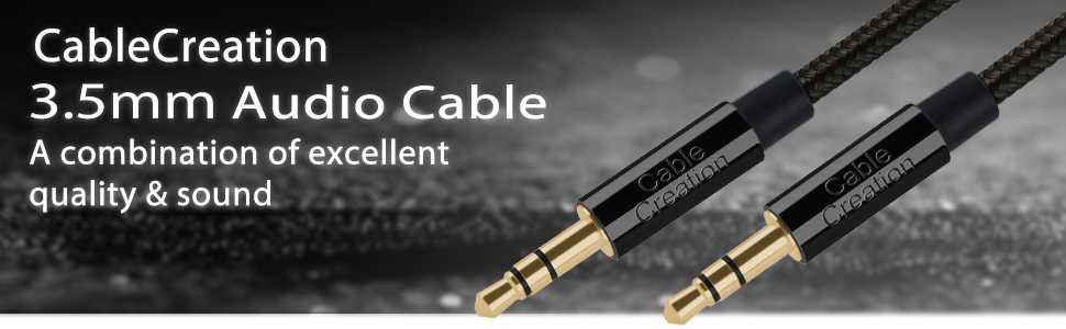 3.5mm Aux cable for car