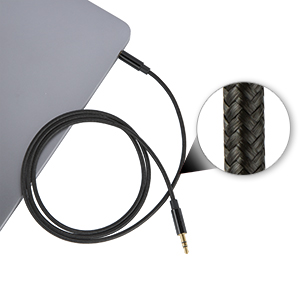 3.5mm Auxiliary audio jack
