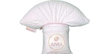 Juvea latex pillow packaging