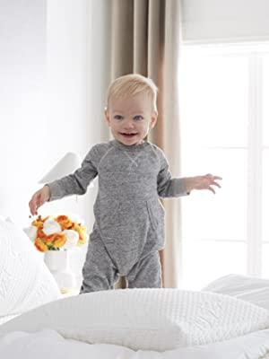 Juvea latex pillow baby safe oeko tex
