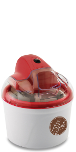 Ice Cream Mixer - Red