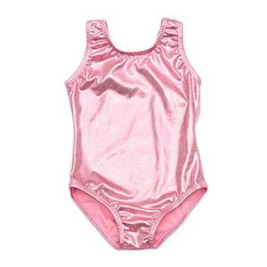 Pink Gymnastics Leotards