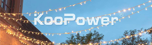 KooPower String Lights