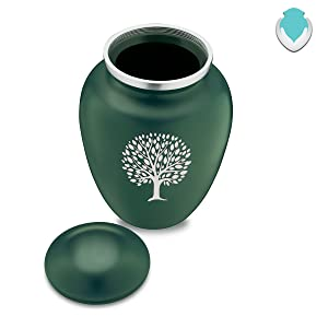 Embrace Tree of Life Cremation Urn Lid