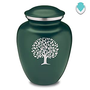 Embrace Tree of Life Cremation Urn
