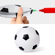 An inflatable ball