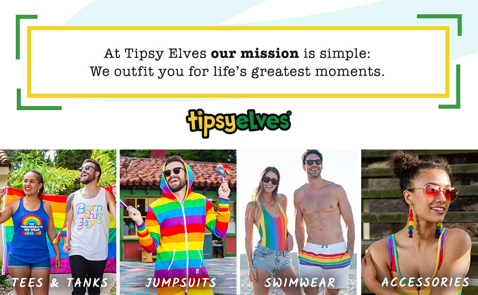 Pride tee and tank gay rainbow onesie bright colorful shirt