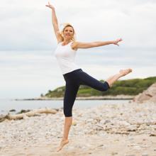 Fishers Finery Yoga Capri